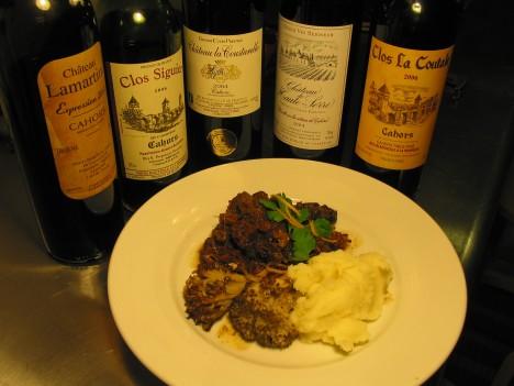 January Cahor's Dinner 2009