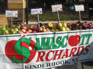 Samascott Orchards, Kinderhook, NY