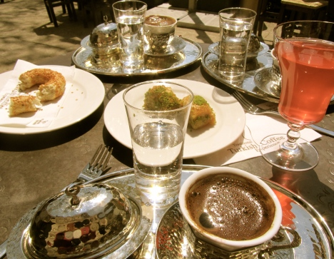 Coffee Break at the Museum of Turkish and Islamic Arts