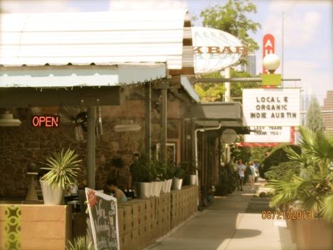 Snack Bar, San Jose Motel